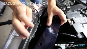 How to Change Honda Accord Headlight Bulbs to LEDs