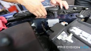 How to Change Honda Accord Headlight Bulbs to LEDs