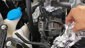 How to clean Honda Accord the Engine Bay