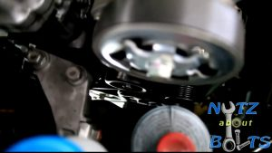 The Guide to change Serpentine Belt on 2003-2012 Honda Accord