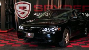 The Guide to Change 6th Gen Honda Accord Projector Headlights