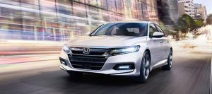 What are the new Features on 2019 Honda Accord