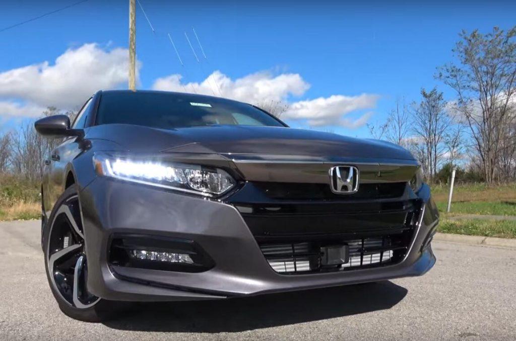 2019 Honda Accord EX