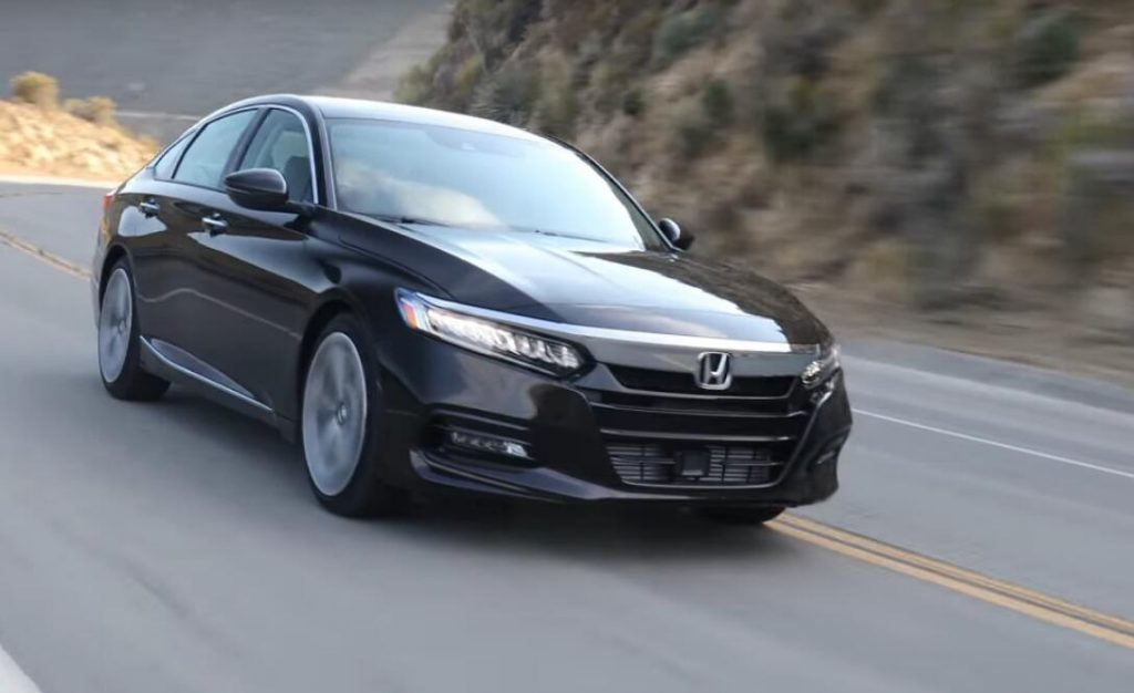 2019 Honda Accord Coupe